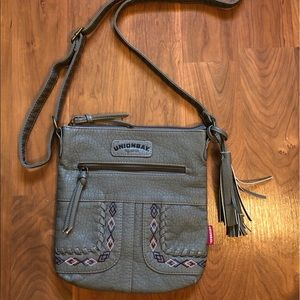 Unionbay crossbody boho purse